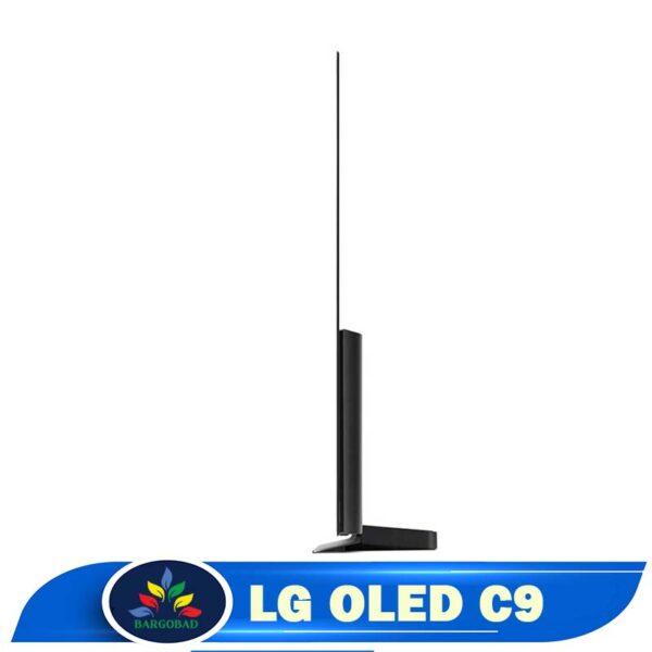 ضخامت تلویزیون ال جی اولد C9 مدل 2019