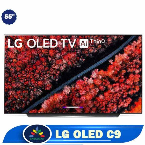 تلویزیون ال جی اولد C9 مدل 2019