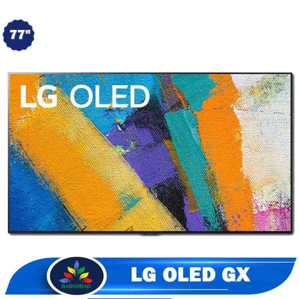 تلویزیون 77 اینچ اولد ال جی GX