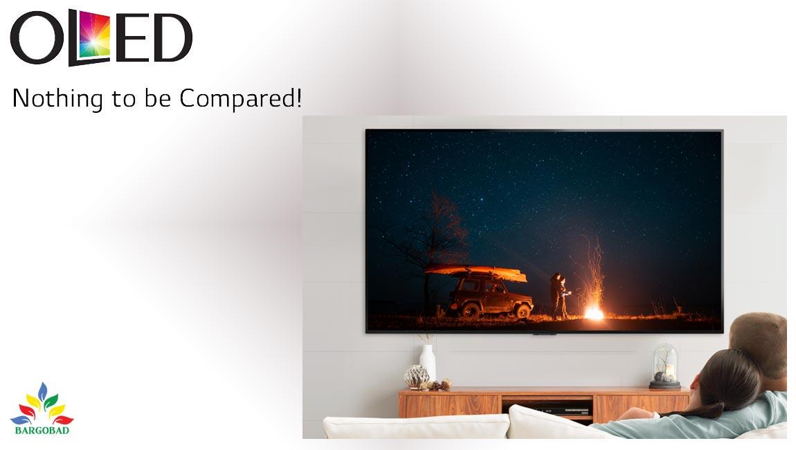 کیفیت تصویر تلویزیون ال جی GX مدل 2020