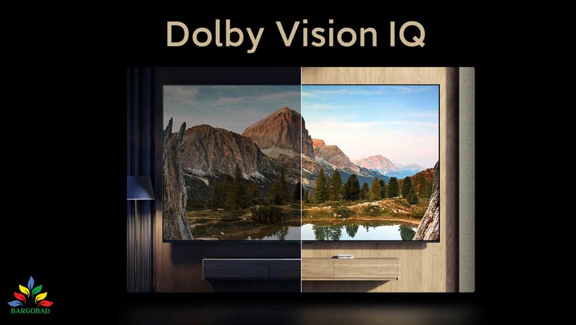 قابلیت Dolby Vision IQ