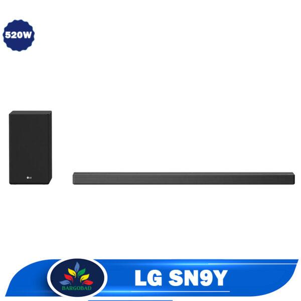 سیستم صوتی ساندبار ال جی SN9Y