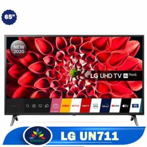 تلویزیون 65 اینچ ال جی UN711 مدل 2020