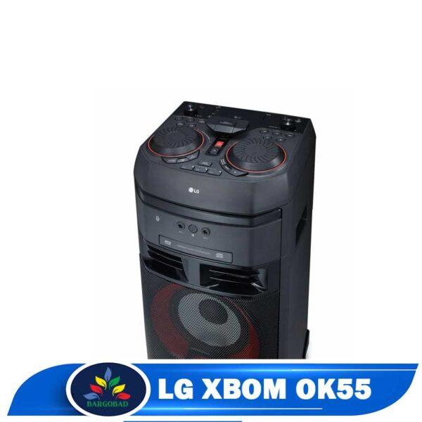سیستم صوتی ال جی XBOM OK55