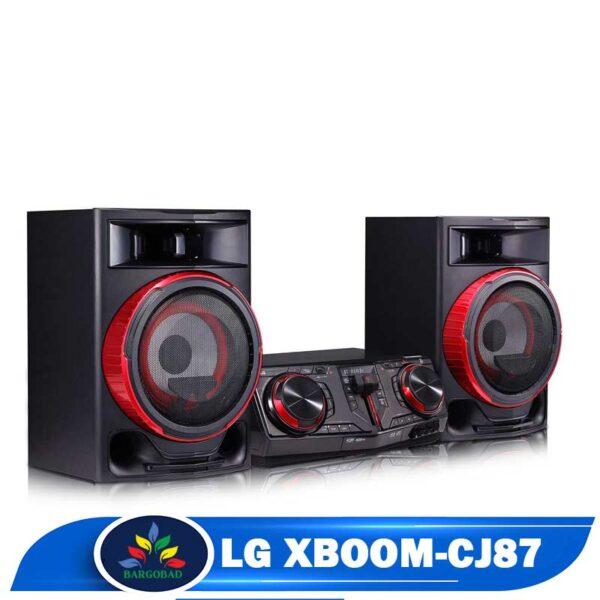 سیستم صوتی ال جی XBOOM-CJ87