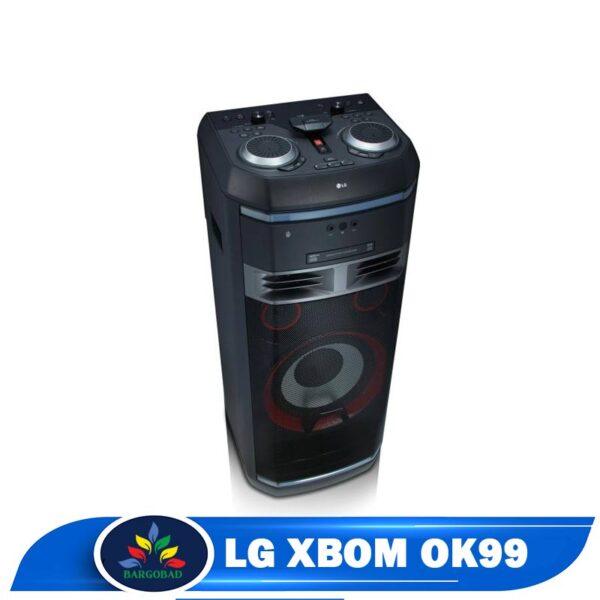 سیستم صوتی ال جی XBOM OK99 توان 1800 وات