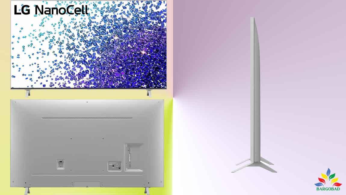 طراحی تلویزیون ال جی نانو 77