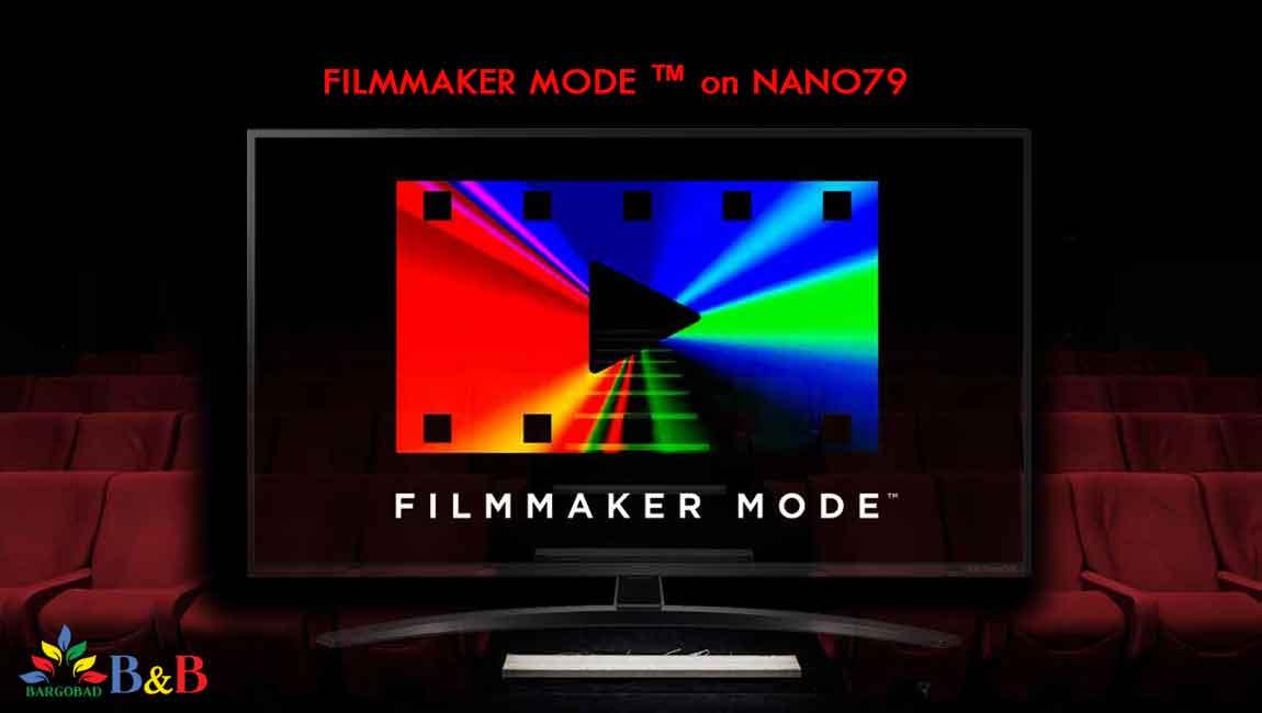 قابلیت فیلمساز تلویزیون NANO79