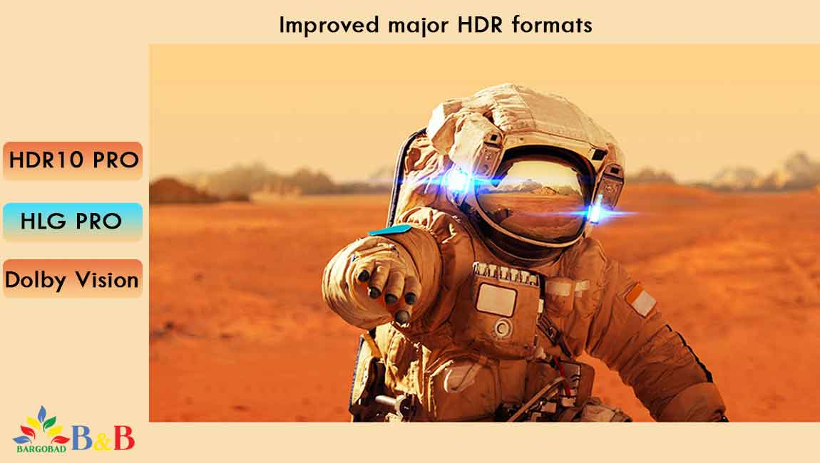 ACTIVE HDR تلویزیون 50 اینچ ال جی NANO79