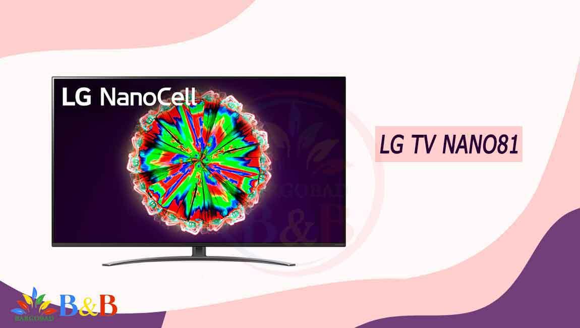 تلویزیون 55 اینچ ال جی NANO81