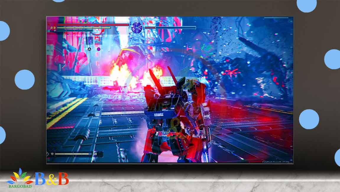 تلویزیون ال جی 55NANO81 گزینه عالی برای گیمرها