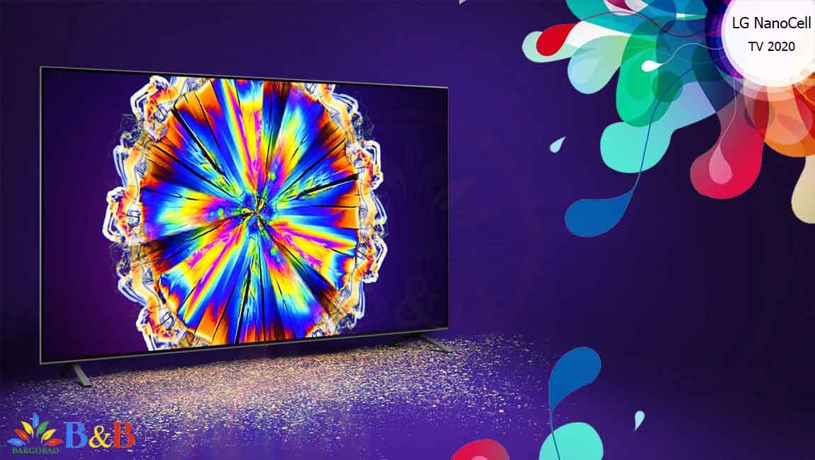 معرفی تلویزیون 55 اینچ ال جی NANO85