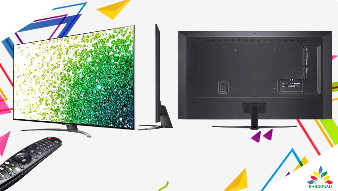 طراحی تلویزیون ال جی NANO86