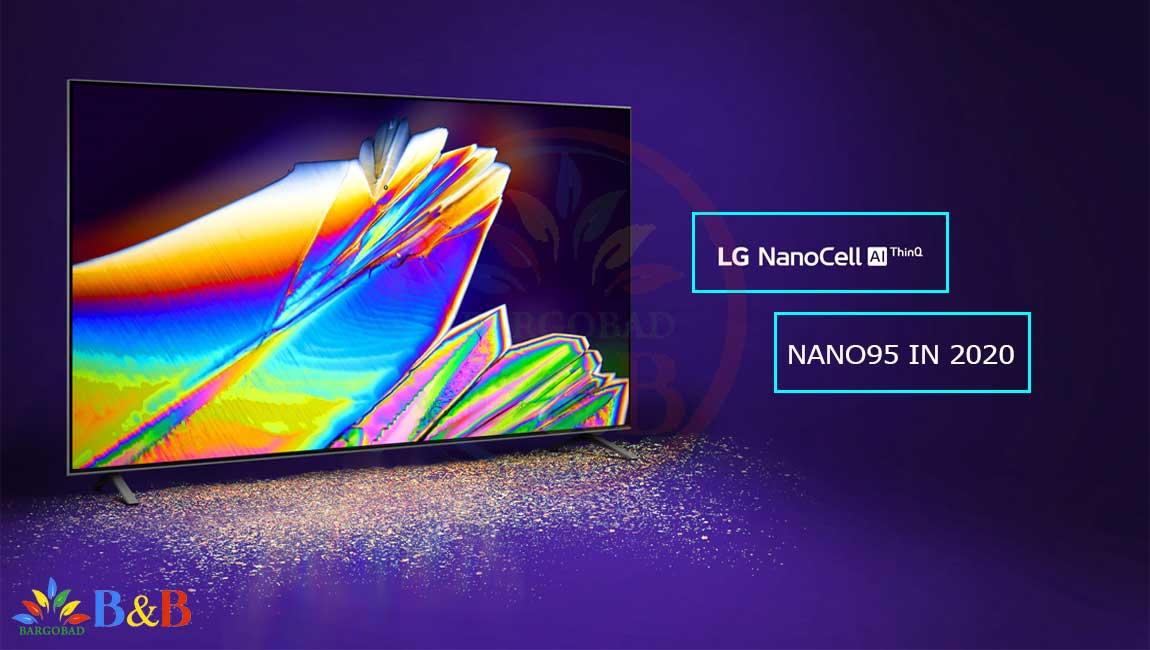 معرفی تلویزیون 65 اینچ ال جی NANO95