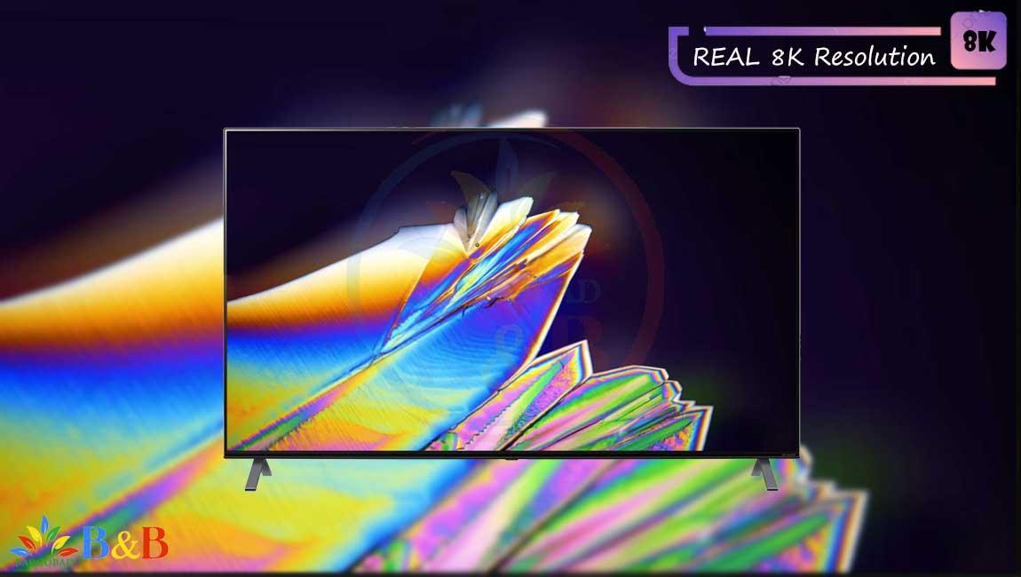کیفیت تصویر تلویزیون NANO95