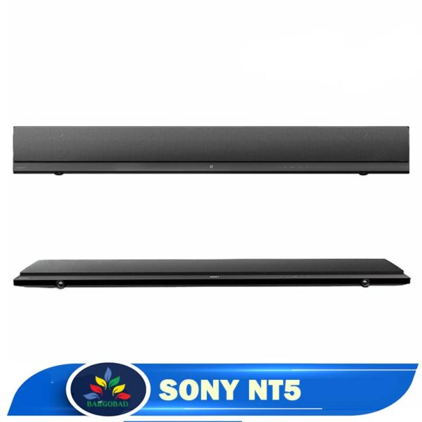 نمای دیگر سیستم صوتی ساندبار سونی NT5