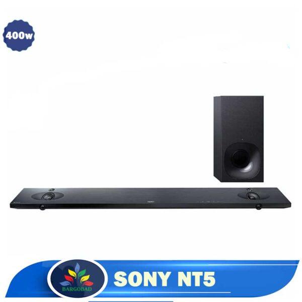 سیستم صوتی ساندبار سونی NT5