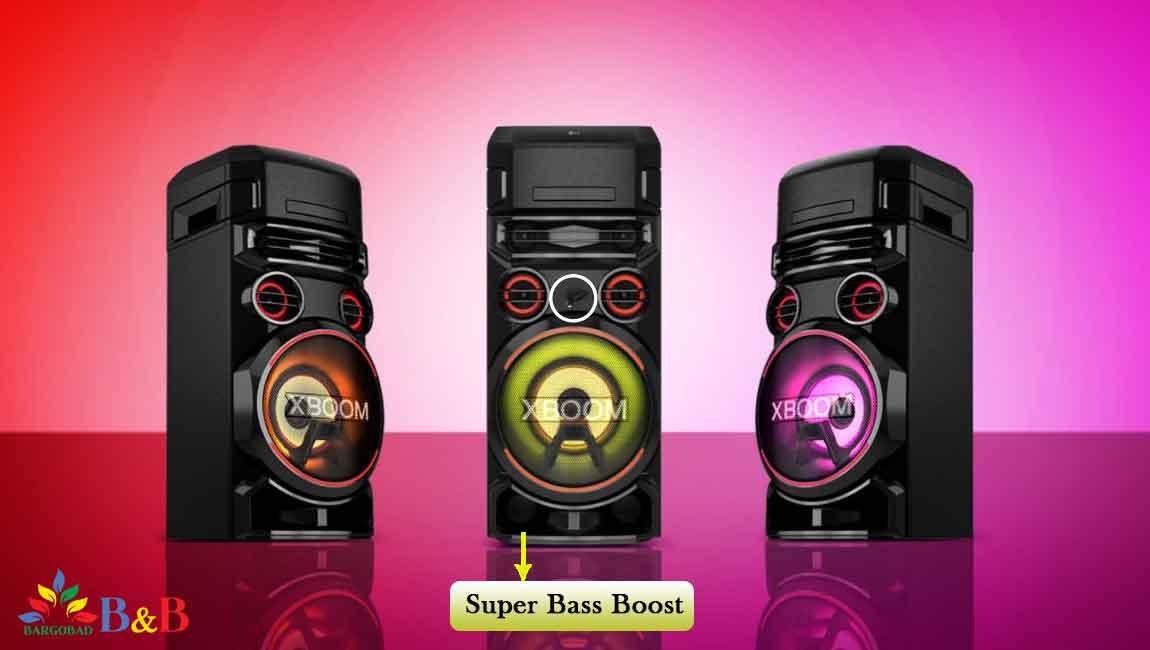 طراحی سیستم صوتی ON7