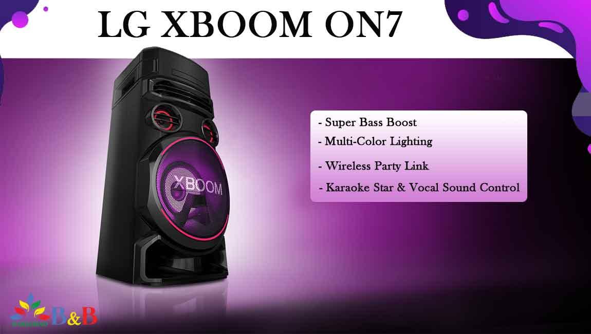 معرفی سیستم صوتی ON7