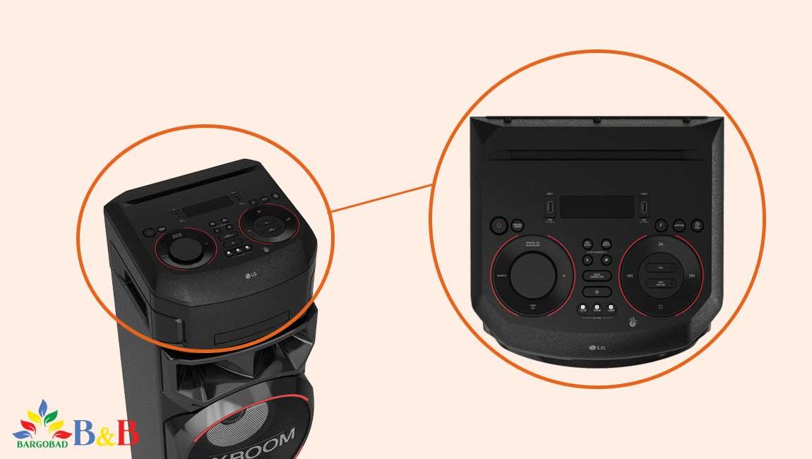 پنل کنترل ایکس بوم مدل ON9