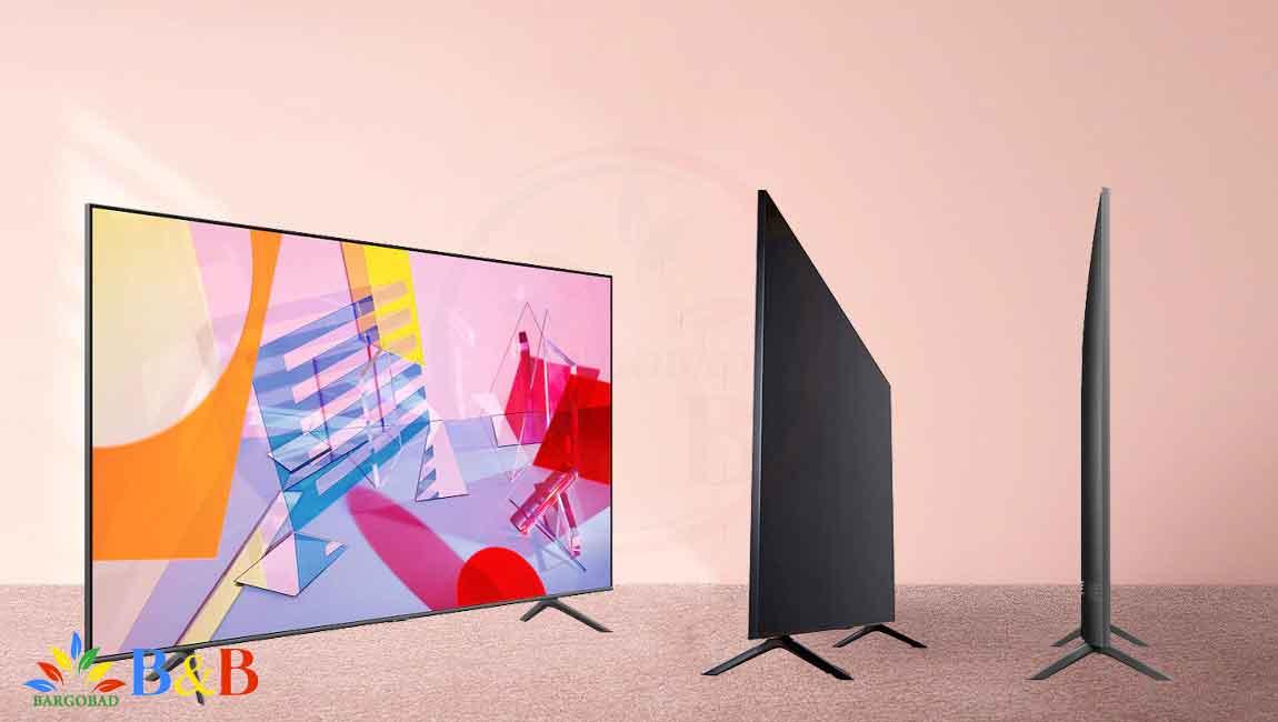 طراحی تلویزیون سامسونگ Q60T