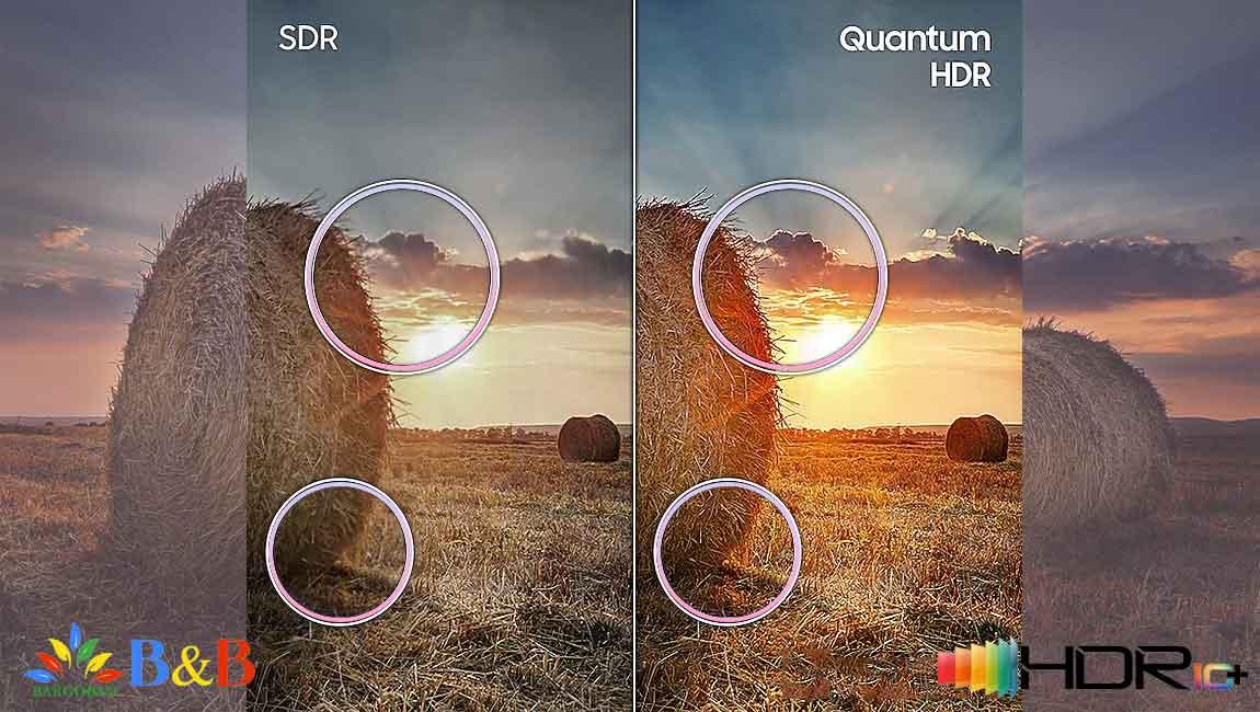 قابلیت Quantum HDR