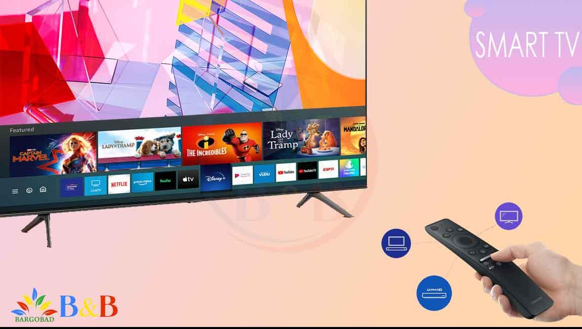 تلویزیون هوشمند Q60T