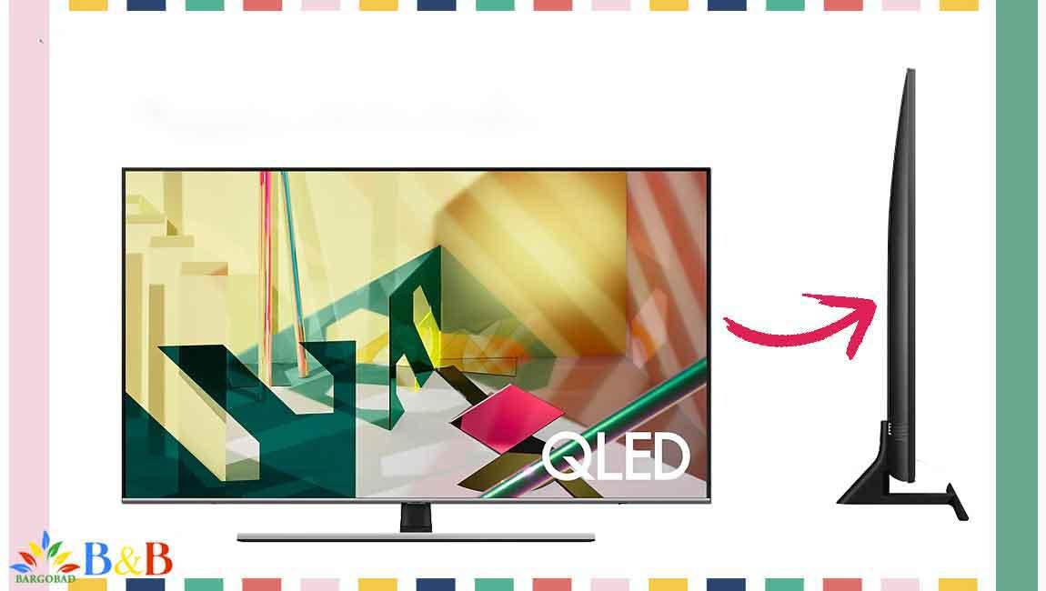 طراحی تلویزیون Q70T