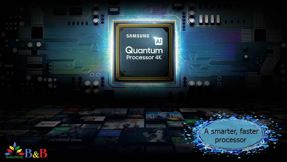 پردازنده تصویر Q70T