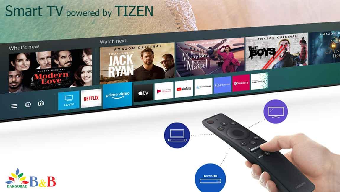 تلویزیون هوشمند Q70T