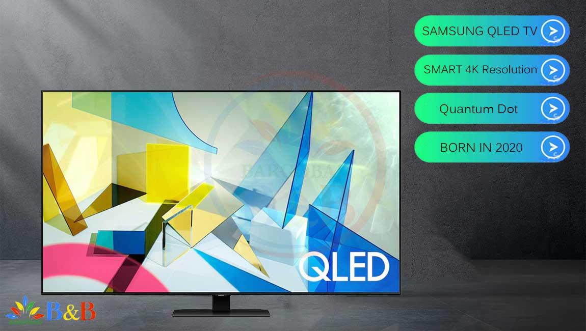 تلویزیون کیولد Q80T