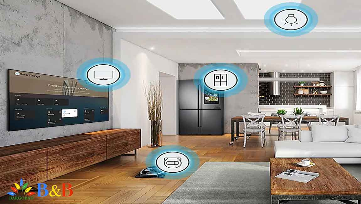 خانه ای هوشمند با تلویزیون سامسونگ 65Q90T