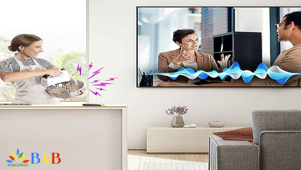 سیستم صوتی تلویزیون سامسونگ 65Q90T