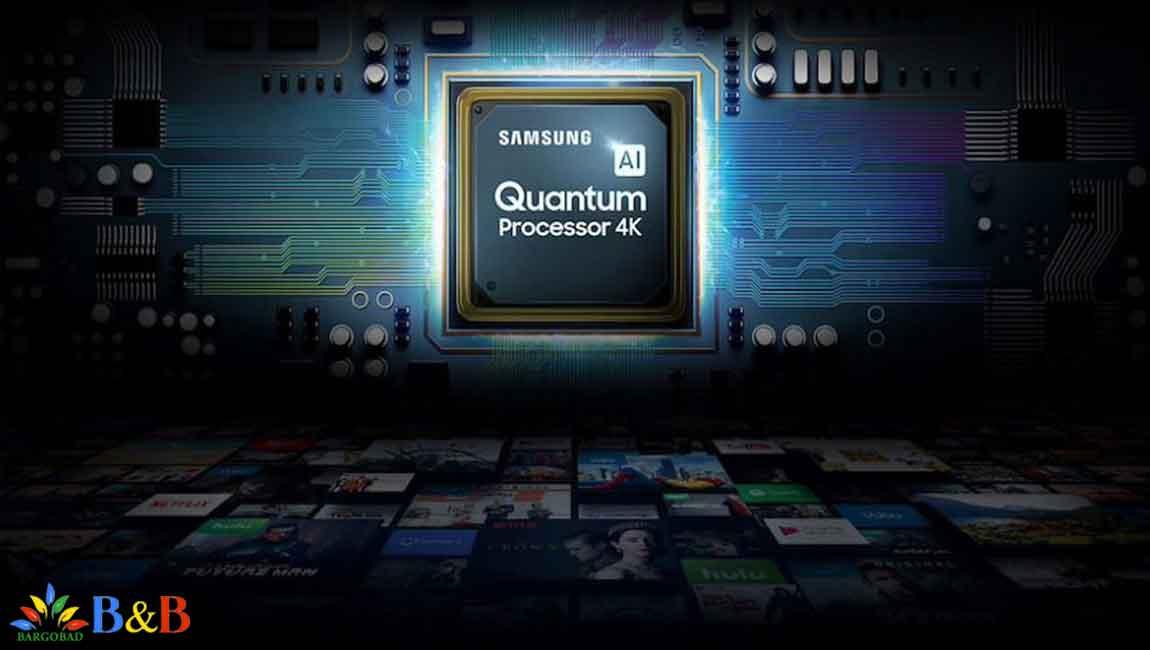 پردازنده ی تلویزیون سامسونگ Q95T