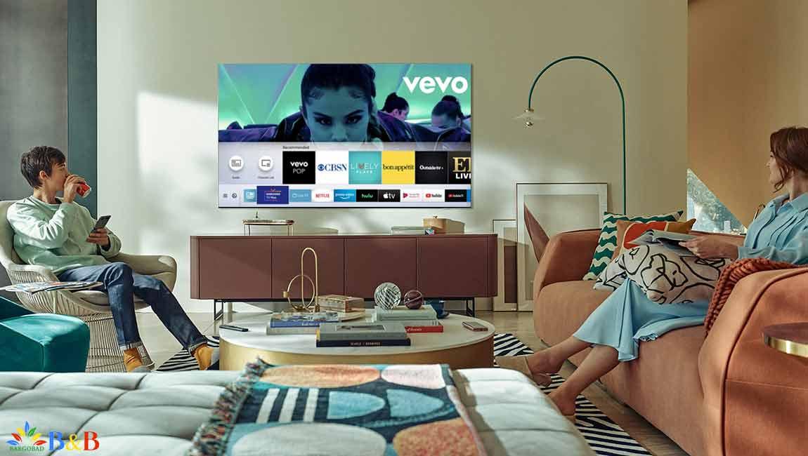 تلویزیون هوشمند سامسونگ