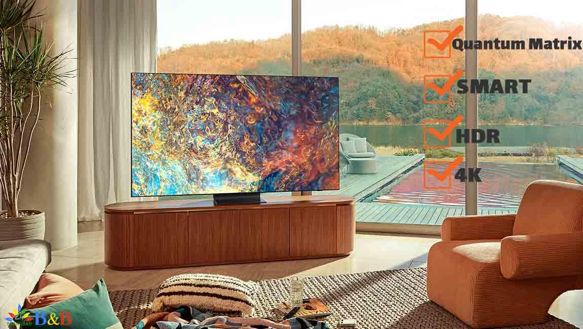 تلویزیون نئوکیولد سامسونگ QN90A