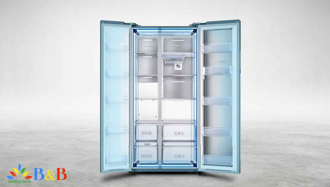 Twin Cooling Plus با یخچال RH58