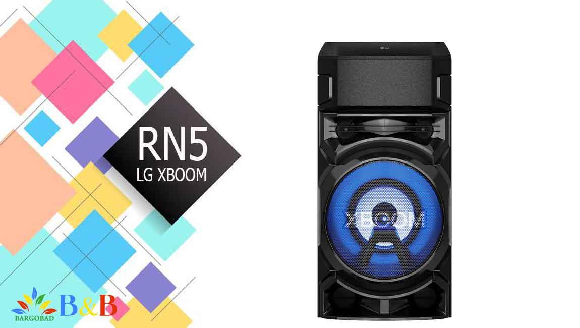 معرفی سیستم صوتی ال جی RN5
