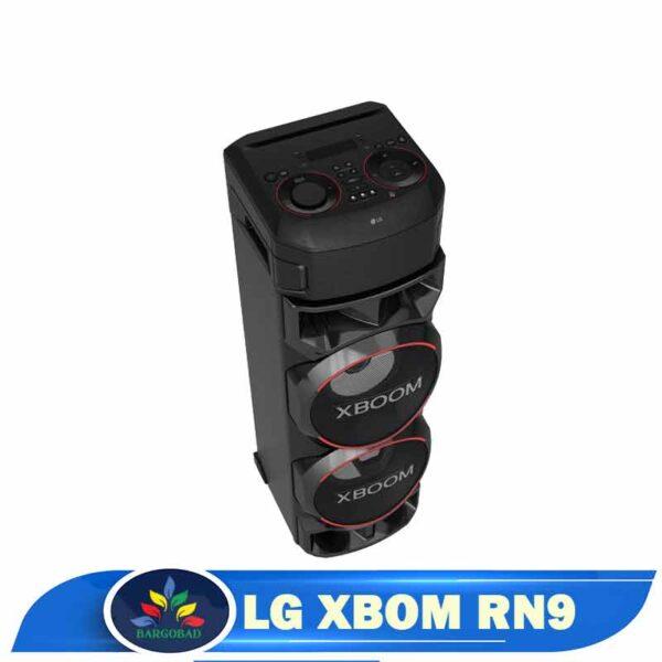 نمای دیگر سیستم صوتی ال جی XBOM RN9