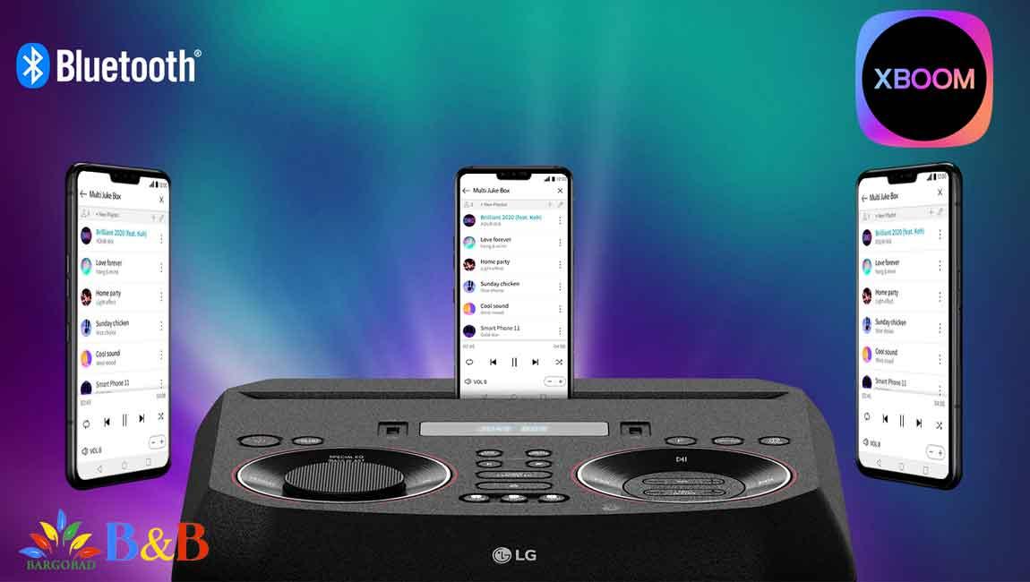 قابلیت اتصال با سیستم صوتی RN9