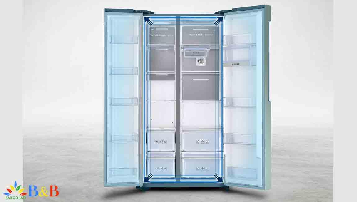 طراحی یخچال RS58