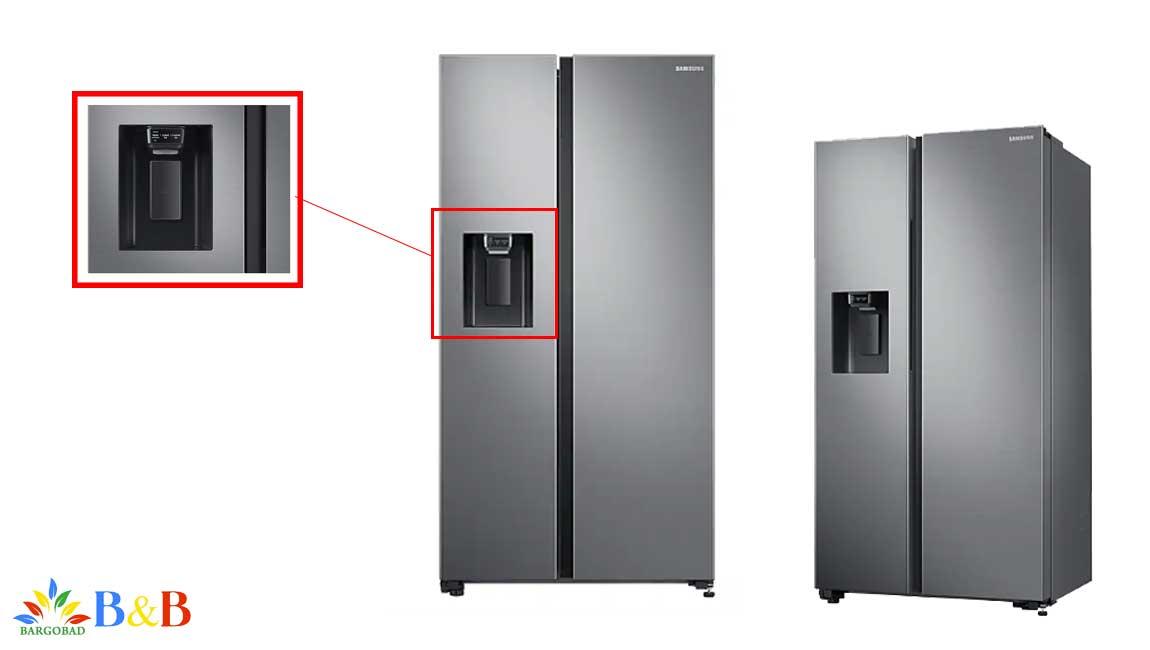 طراحی یخچال rs65