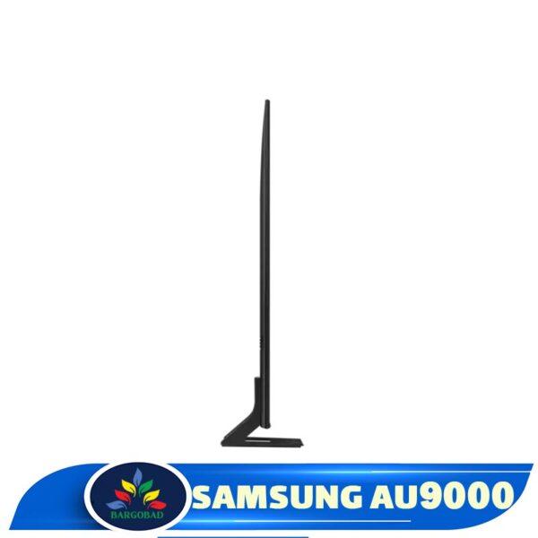 ضخامت تلویزیون سامسونگ AU9000
