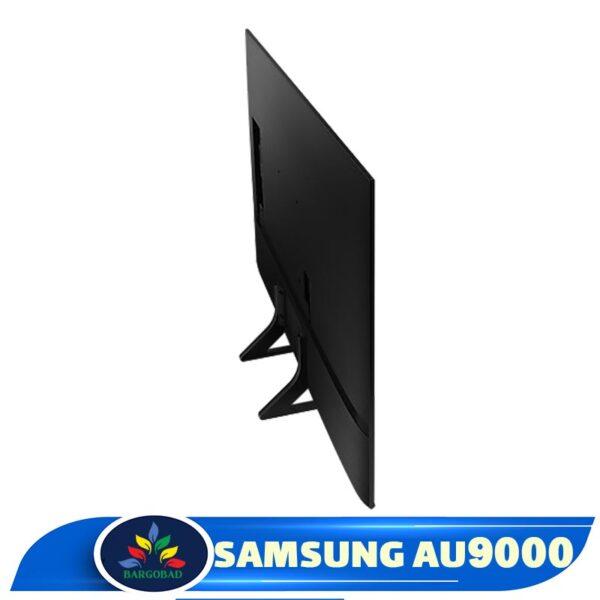 نمای پشت تلویزیون سامسونگ AU9000