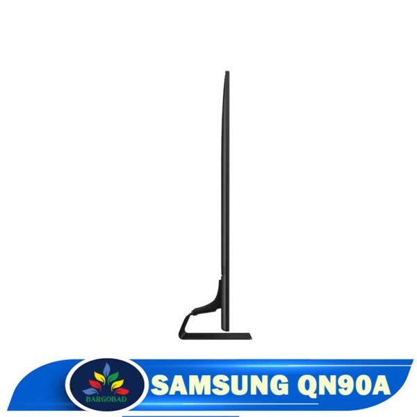 ضخامت تلویزیون سامسونگ QN90A