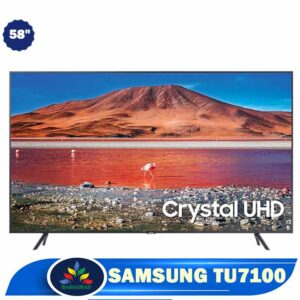 تلویزیون 58 اینچ سامسونگ TU7100