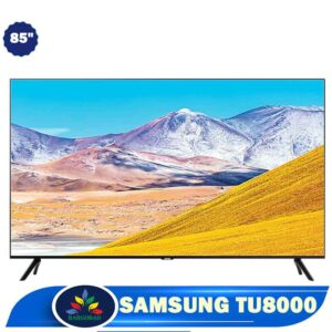 تلویزیون 85 اینچ سامسونگ TU8000 مدل 2020