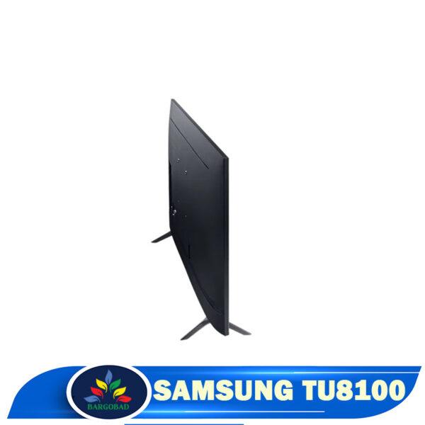 نمای پشت تلویزیون سامسونگ TU8100