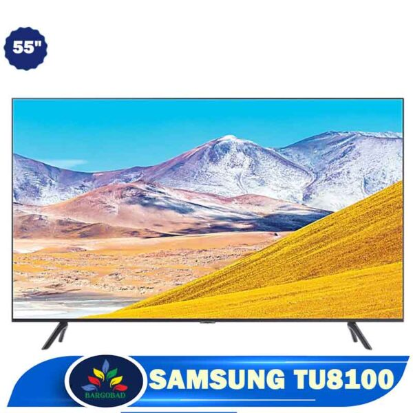 تلویزیون 55 اینچ سامسونگ TU8100