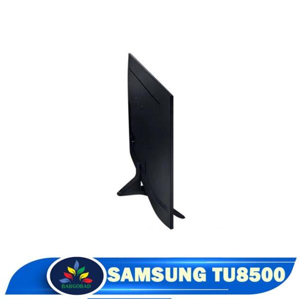 نمای پشت تلویزیون سامسونگ TU8500